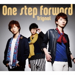「One step forward」<セブンネット限定:L判ブロマイド付き>