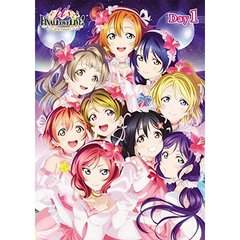 μ's/ラブライブ! μ's Final LoveLive ! ~μ'sic Forever♪♪♪♪♪♪♪♪♪~ DVD Day 1