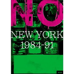 NO NEW YORK 1984-91[ULD-455][DVD]