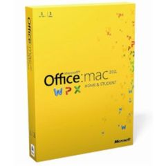 Office for Mac Home and Student 2011 日本語版 (PCソフト)
