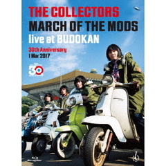 "THE COLLECTORS/THE COLLECTORS live at BUDOKAN ""MARCH OF THE MODS"" 30th anniversary 1 Mar 2017(Blu-ray Disc)"