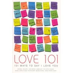 コンピレーション (韓国)/Love 101 : 101 Ways To Say I Love You (Korea Version) (輸入盤)