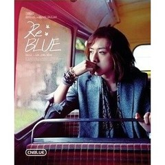 4TH MINI ALBUM : RE:BLUE(SPECIAL LIMITED EDITION/ジョンシン)(輸入盤)
