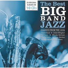 BEST BIG BAND JAZZ(10枚組)(輸入盤)
