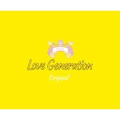 DIA/3RD MINI ALBUM : LOVE GENERATION(輸入盤)