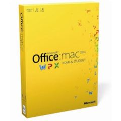 Office for Mac Home and Student Family Pack 2011 日本語版 (PCソフト)