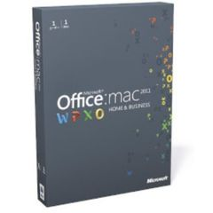 Office for Mac Home and Business 2011 日本語版 (PCソフト)
