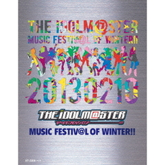 THE IDOLM@STER MUSIC FESTIV@L OF WINTER!!(Blu?ray Disc)