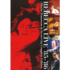 レベッカ/REBECCA LIVE '85-'86 -Maybe Tomorrow & Secret Gig Complete Edition-【次回入荷予約】