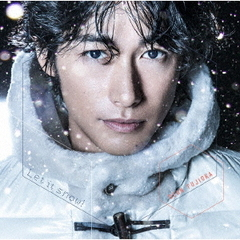 DEAN FUJIOKA/Let it snow!