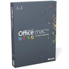 Office for Mac Home and Business Multi Pack 2011 日本語版 (PCソフト)