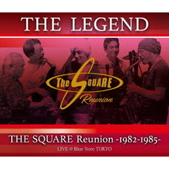 "THE SQUARE Reunion/""THE LEGEND"" THE SQUARE Reunion 1982-1985 LIVE @Blue Note TOKYO(Blu-ray Disc)"