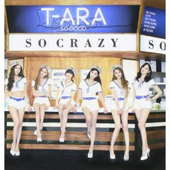 T-ARA/11TH MINI ALBUM : SO GOOD(輸入盤)