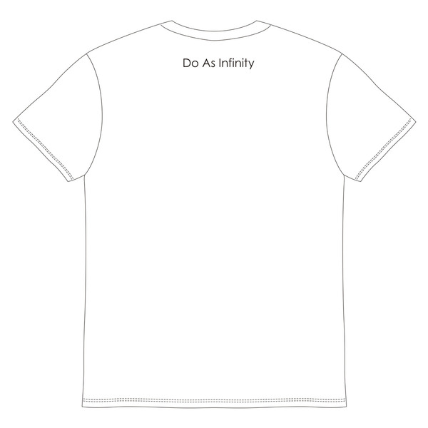 Do As Infinity/Tシャツ(XL)(a-nation2016)