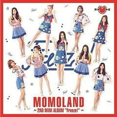 MOMOLAND/2ND MINI ALBUM : FREEZE!(輸入盤)