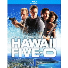 HAWAII FIVE-0 Blu-ray BOX Part 1(Blu-ray Disc)
