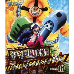 ONE PIECE ワンピース 16th SEASON パンクハザード編 piece.10(Blu?ray Disc)