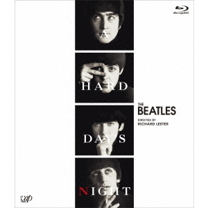 THE BEATLES/A HARD DAY'S NIGHT 通常版(Blu?ray Disc)
