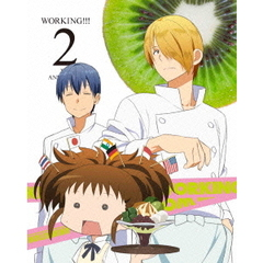 WORKING!!! 2 <完全生産限定版>(Blu-ray Disc)