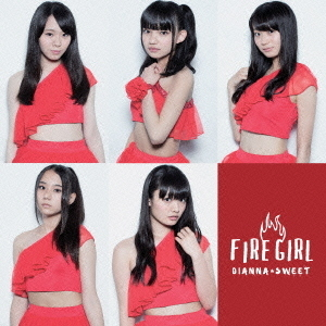 FIRE GIRL(TYPE-C)