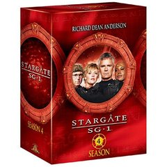 スターゲイト SG-1 SEASON 4 DVD The Complete Box I