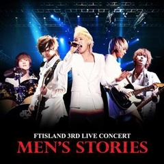 FTISLAND/3RD LIVE CONCERT MEN'S STORIES(輸入盤)