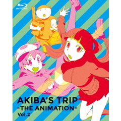AKIBA'S TRIP -THE ANIMATION- Blu-rayボックス Vol.2(Blu-ray Disc)