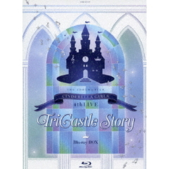 THE IDOLM@STER CINDERELLA GIRLS 4thLIVE TriCastle Story 初回限定生産 Blu-ray BOX(Blu-ray Disc)