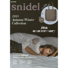 snidel 2015 Autumn/Winter Collection