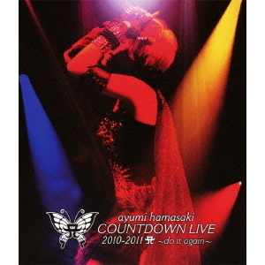 浜崎あゆみ/ayumi hamasaki COUNTDOWN LIVE 2010-2011 A ~do it again~(Blu-ray Disc)