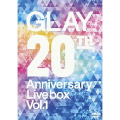 GLAY/GLAY 20th Anniversary LIVE BOX Vol.1