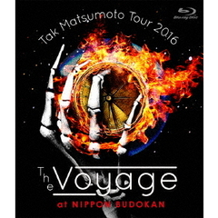 松本孝弘/Tak Matsumoto Tour 2016 -The Voyage- at 日本武道館(Blu-ray Disc)