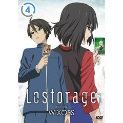 Lostorage incited WIXOSS 4(Blu-ray Disc)