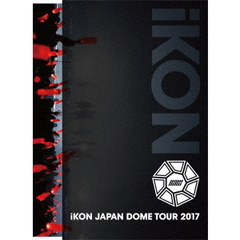 iKON/iKON JAPAN DOME TOUR 2017 [2Blu-ray+2CD+PHOTOBOOK(スマプラ対応)]<初回生産限定盤>(Blu-ray Disc)