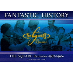 "THE SQUARE Reunion/""FANTASTIC HISTORY"" THE SQUARE Reunion 1987-1990 LIVE @Blue Note TOKYO"