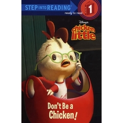 【洋書】Don't Be a Chicken!