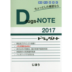 Drugs‐NOTE 2017