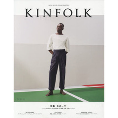 KINFOLK JAPAN EDITION VOLUME NINETEEN