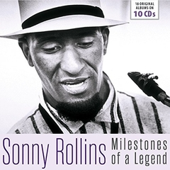 SONNY ROLLINS/MILESTONES OF A LEGEND(10枚組)(輸入盤)