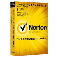 Norton AntiVirus 2012(PCソフト)