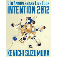 鈴村健一/鈴村健一 LIVE TOUR 「INTENTION 2012」(Blu-ray Disc)