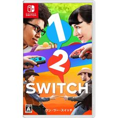 Nintendo Switch 1-2-Switch