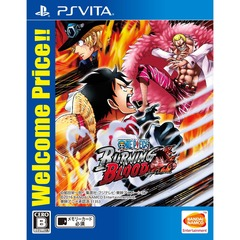 PSVita ONE PIECE BURNING BLOOD Welcome Price!!