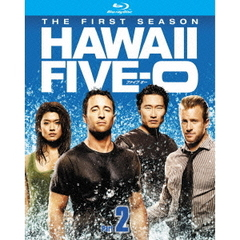 HAWAII FIVE-0 Blu-ray BOX Part 2(Blu-ray Disc)