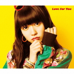 Love for You(初回生産限定盤B)