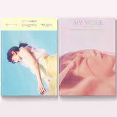 TAEYEON/1ST ALBUM : MY VOICE (DLX)(輸入盤)