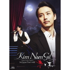 キム・ナムギル/Kim Nam Gil 1st Japan Tour with 赤と黒(Blu?ray Disc)