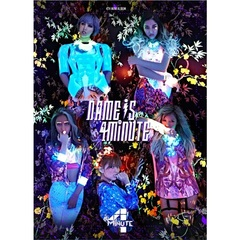 4 MINUTE / 4TH MINI ALBUM:NAME IS 4 MINUTE(輸入盤)