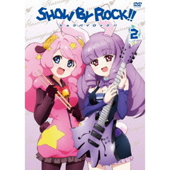 SHOW BY ROCK!! 2[PCBE-54872][DVD]