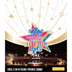 THE IDOLM@STER M@STERS OF IDOL WORLD !! 2015 Live Blu-ray Day 2(Blu?ray Disc)